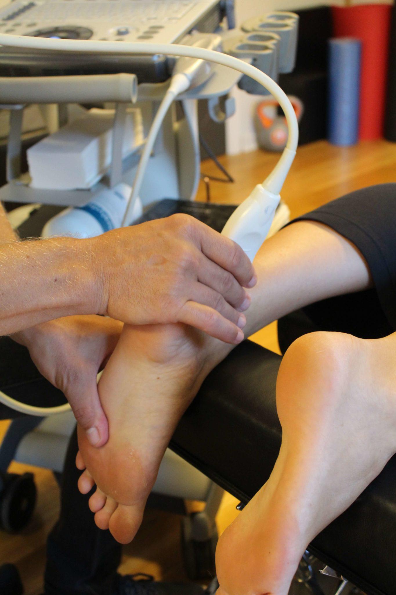 Topmoderne Ankel- og fodsmerter - Muskler og Led MB-48