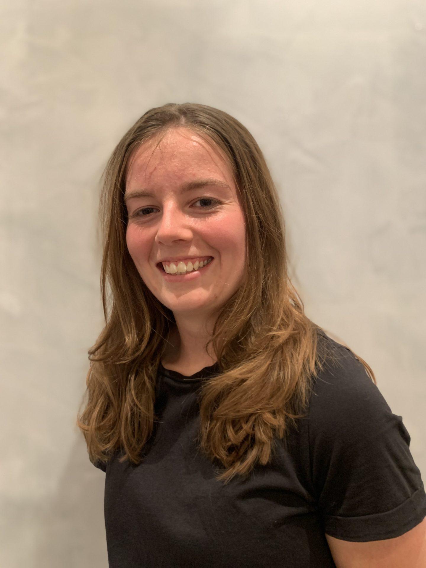 Fysioterapeutstuderende og massør Emilia Rendbæk